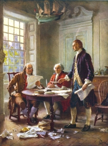 writing the constitution