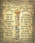 10 commandments...