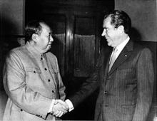 Mao and Nixon