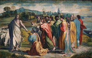 christ's disciples