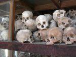 skulls-khmer rouge