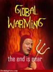 Al Gore Devil