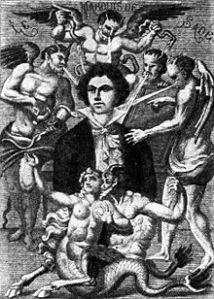 depiction of Sade