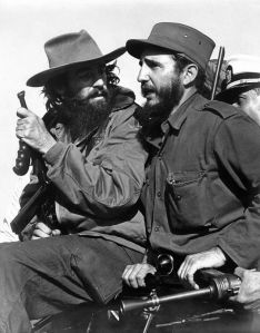 Louis Korda and Fidel