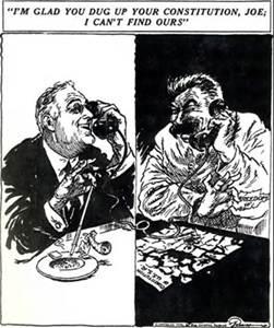 FDR cartoon