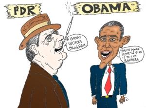 FDR Obama