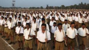 hindu antichristian RSS Rashtriya Swayamsevak Sangh group 2015